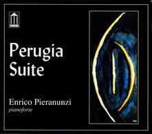 Perugia Suite - CD Audio di Enrico Pieranunzi