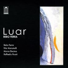Luar (Deluxe Digipack) - CD Audio di Bebo Ferra