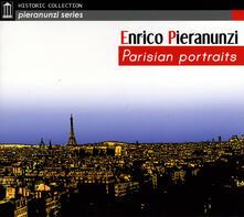 Parisian Portraits - CD Audio di Enrico Pieranunzi
