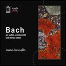 Sei suites a violoncello solo senza basso - CD Audio di Johann Sebastian Bach,Mario Brunello