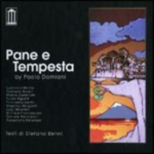 Pane e tempesta - CD Audio di Paolo Damiani