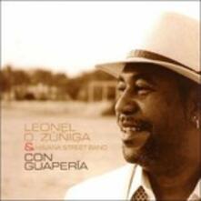 Con Guaperia - CD Audio di Leonel Zuniga