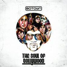 The Soul of Bollywood - CD Audio di Botown