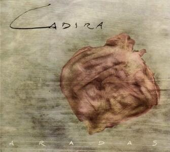 Aradas - CD Audio di Cadira