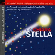 La chiara stella - CD Audio di Ambrogio Sparagna