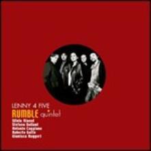 Lenny 4 Five - CD Audio di Rumble Quintet
