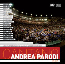 Cantano Andrea Parodi - CD Audio + DVD