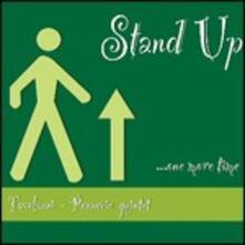 Stand up... One More Time - CD Audio di Ares Tavolazzi,Daniele Pozzovio