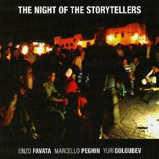 CD The Night of the Storytellers Enzo Favata