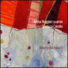 Playing Bacharach (feat. Gianluca Carollo) - CD Audio di Aisha Ruggieri