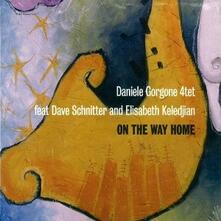 On the Way Home - CD Audio di Daniele Gorgone