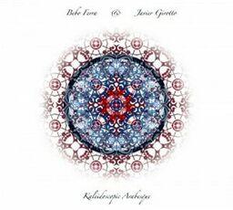 CD Kaleidoscopic Arabesque Javier Girotto Bebo Ferra