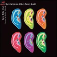 Ears Wide Shut. Homage to Stanley Kubrick - CD Audio di Mauro Campobasso,Mauro Manzoni