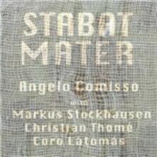 Stabat Mater - CD Audio di Angelo Comisso