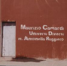Universi diversi - CD Audio di Maurizio Camardi