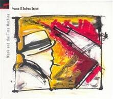 Monk and The Time Machine - CD Audio di Franco D'Andrea