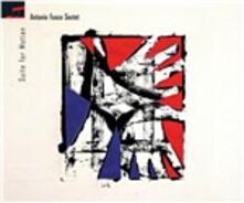 Suite for Motian - CD Audio di Antonio Fusco