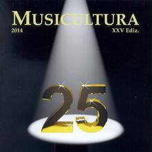 Musicultura 2014 - CD Audio