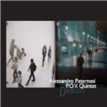 Dedicato - CD Audio di Alessandro Paternesi