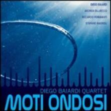 Moti ondosi - CD Audio di Diego Baiardi