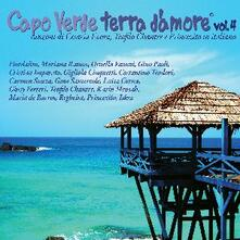 Capo Verde. Terra d'amore vol.4 - CD Audio