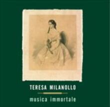 Musica immortale - CD Audio di Teresa Milanollo,Valentina Busso,Eliana Grasso