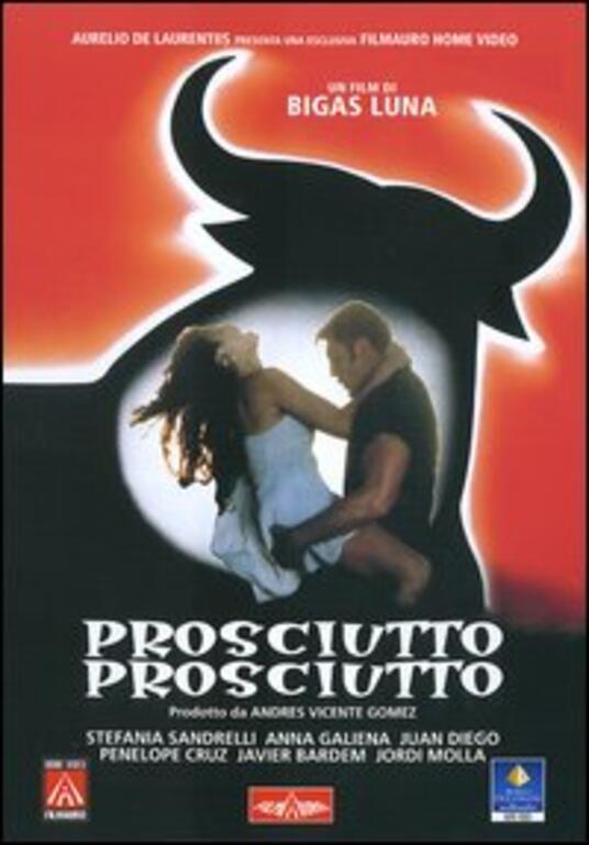 Prosciutto prosciutto di Bigas Luna - DVD