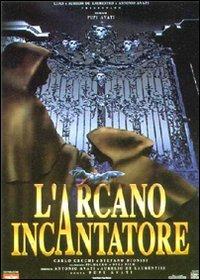 Cover Dvd L'arcano incantatore