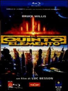 Il quinto elemento di Luc Besson - Blu-ray
