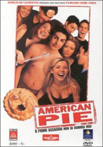 American Pie di Paul Weitz,Chris Weitz - DVD