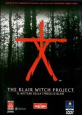 Film The Blair Witch Project. Il mistero della strega di Blair Daniel Myrick Eduardo Sanchez