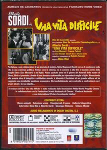 Una vita difficile di Dino Risi - DVD - 2
