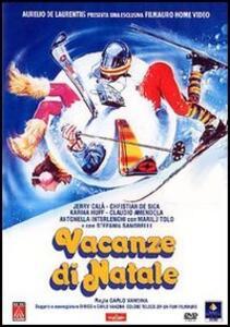 Vacanze di Natale di Carlo Vanzina - DVD