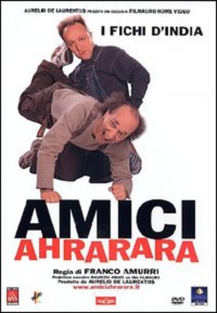 Amici Ahrarara di Franco Amurri - DVD