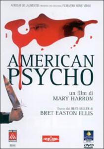 American Psycho di Mary Harron - DVD