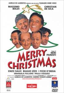 Merry Christmas di Neri Parenti - DVD