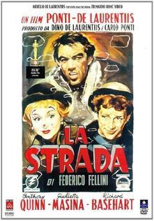 La strada di Federico Fellini - DVD