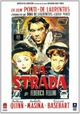 Cover Dvd DVD La strada