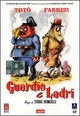 Cover Dvd Guardie e ladri