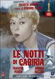 Cover Dvd Le notti di Cabiria