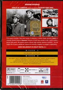 La Grande Guerra (2 DVD) di Mario Monicelli - DVD - 2
