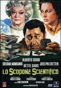 Locandina Lo scopone scientifico