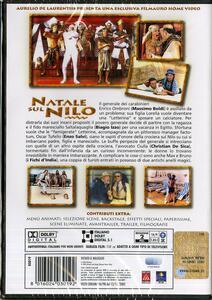 Natale sul Nilo di Neri Parenti - DVD - 2