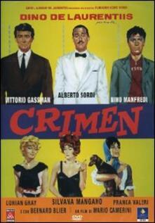 Crimen di Mario Camerini - DVD