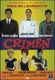 Cover Dvd DVD Crimen
