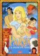 Cover Dvd Parva e il principe Shiva