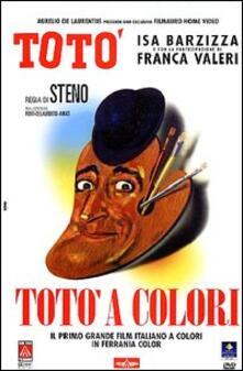 Totò a colori di Steno,Mario Monicelli - DVD