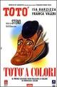 Cover Dvd Totò a colori