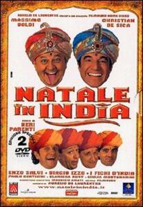 Natale in India di Neri Parenti - DVD