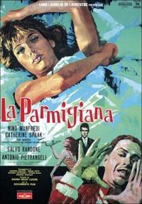 Cover Dvd parmigiana (DVD)